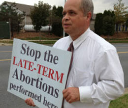 abortion is a politicial issue in us
