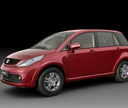 aria mini gives competition to quanto ertiga