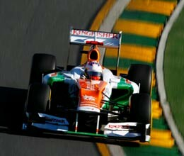 sahara force india need new formula one driver
