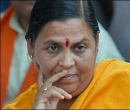 make a separate Ministry for Ganga says Uma Bharti