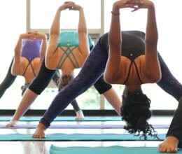 us yoga centre offer free yaga classes for voters