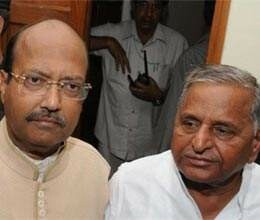 Amar singh Mulayam Patch up
