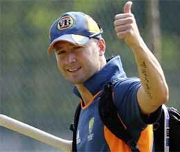 michael clarke rated a 50 50 chance to play in boxing day test