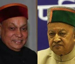 dhumal says congress not thought virbhadra attack cm