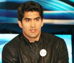 vijender wants to open boxing academy in andhra pradesh