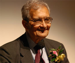 birth day special amartya sen became economist due to poverty