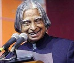 Kalam interacts with IIM-Lucknow students