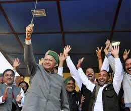 more focused on corruption in himachal election campaign