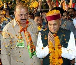 Campaigning ends in Himachal pradesh