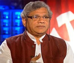 yechury says only corruption, inflation develop in himachal