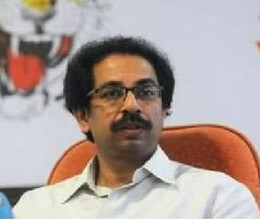 uddhav assumed command of the father's place
