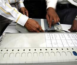 voting for 68 seats in himachal is continue