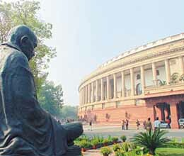 winter session of parliament may generate lot of heat