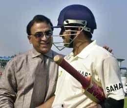 sachin tendulkar getting some runs is a good sign says sunil gavaskar