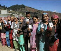 About 10 pc polling in HP in first 2 hours