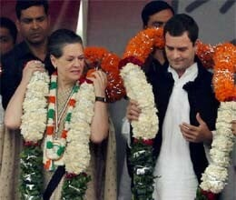 Rahul Gandhi to visit Amethi today,Sonia and Priyanka will be in raibareily