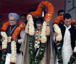 opposition neck deep in corruption says sonia gandhi