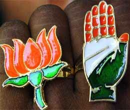bjp won in gujrat and congress in himachal