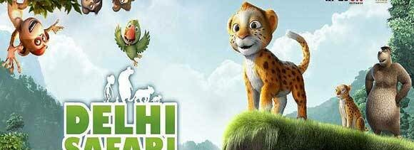 'delhi safari' and 'hey krishna' shortlisted for oscar