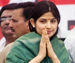 notice should paste at dimple yadav home said high court