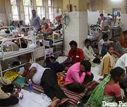 dengue and malaria outbreak in capital