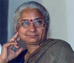 Medha Patkar fasting in jail after arrest