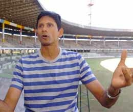venkatesh prasad hurt for suresh raina out of the test team
