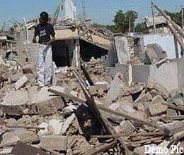 earthquake created panic in kangra