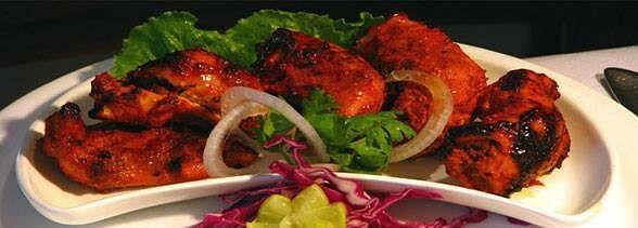 fish tikka tandoori