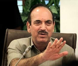 women will get reservation soon : ghulam nabi azad