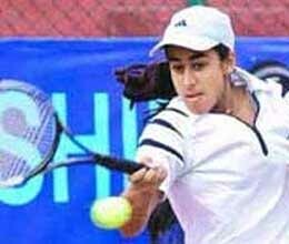 national champion prerna bhambri ousted in first round