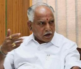 yeddyurappa firm on launching new party