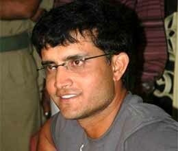 hope tendulkar scores a ton at eden says ganguly
