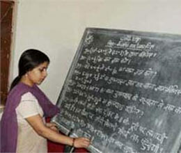 125000 basic teachers will be recruited in up