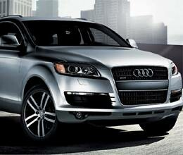 audi q7 production start in aurangabad plant