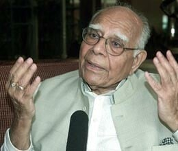 ram was a bad husband says ram jethmalani