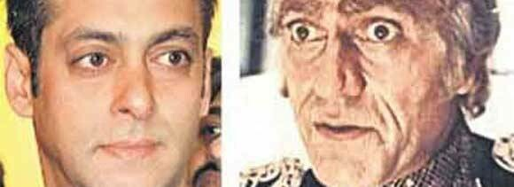 salman to play 'mogambo'