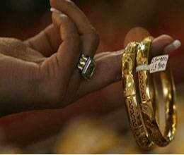 gold silver encounter profit taking global cues