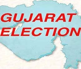 gujarat poll one fourth candidate are crorepati