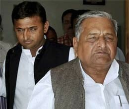 sp readies for lok sabha polls announces 55 candidates
