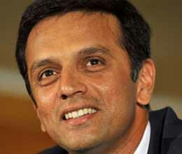 at this time no option of dhoni says rahul dravid
