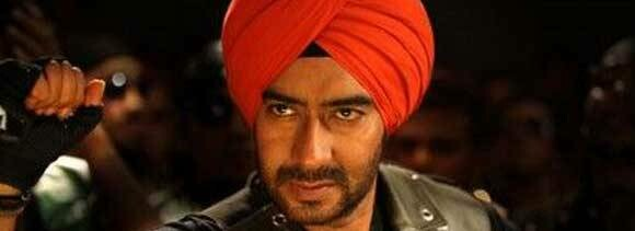 'son of sardar' gets good opening