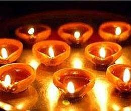 importance of lighting on dhanteras