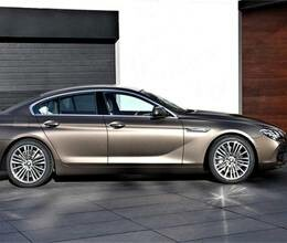 bmw launched 6 series gran coupe in 86.40 lakh