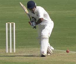 kedar jadhav slams triple ton as maharashtra score mammoth 738 for five vs up