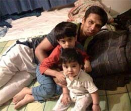 my sons are fan of chris gayle says rahul dravid