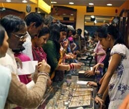 plenty shopping on dhanteras
