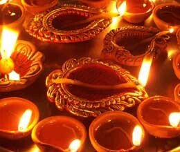 diwali is celebrated two days in two places in uttarkashi