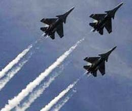 sukhoi fighter planes will be deployed near border with Pak and China