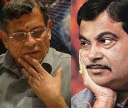gurumurthy uturn on gadkari not give clean chit him